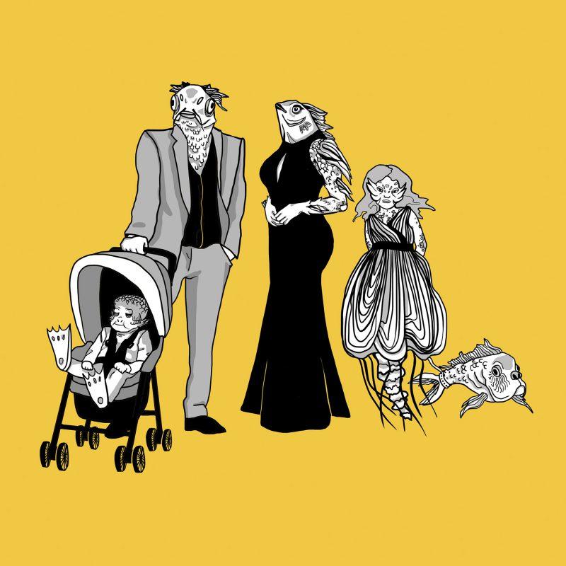 Design Hans van der Woerd, illustration: Kseniia Anokhina